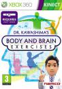 Dr. Kawashima´s Body and Brain Exercises (Bazar/ Xbox 360 - Kinect)