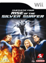 Fantastic Four: Rise of the Silver Surfer (Bazar/ Wii)