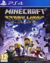 Minecraft: Story Mode (Bazar/ PS4)