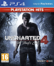 Uncharted 4: A Thiefs End /Playstation Hits/ (PS4) - CZ