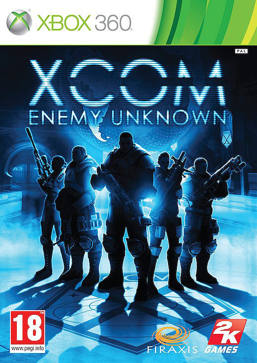 XCOM: Enemy Unknown (Bazar/ Xbox 360)
