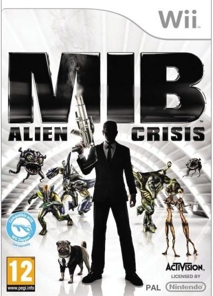 Men in Black 3 (Bazar/ Wii)