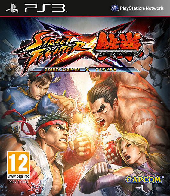 Street Fighter x Tekken (Bazar/ PS3)