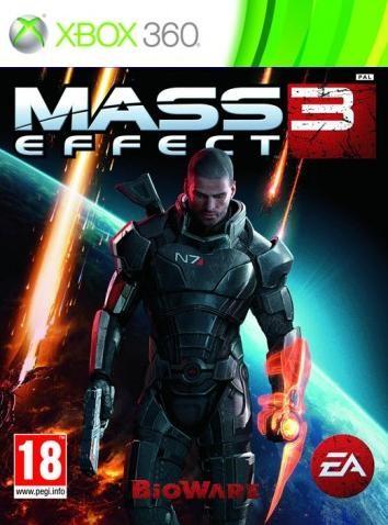 Mass Effect 3 (Xbox 360) - CZ