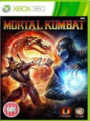 Mortal Kombat 9 (Bazar/ Xbox 360)