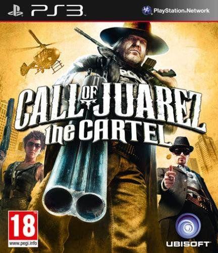 Call of Juarez: The Cartel (PS3) - Výprodej