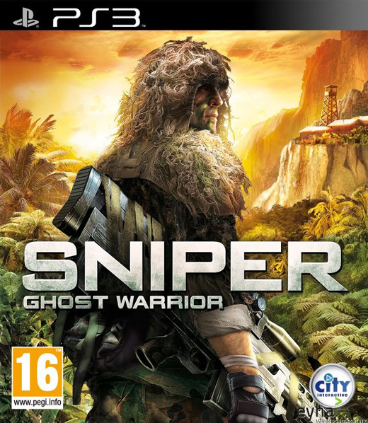Sniper: Ghost Warrior (Bazar/ PS3)