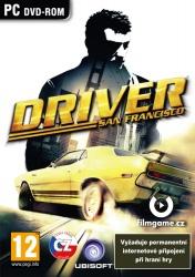 Driver San Francisco (PC) - CZ