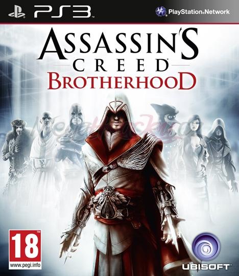 Assassins Creed Brotherhood (PS3)
