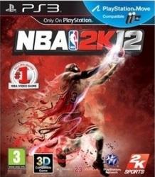 NBA 2K12 (PS3 - Move)