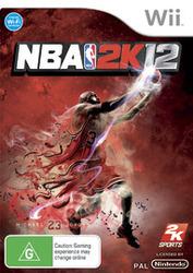 NBA 2K12 (Bazar/ Wii)