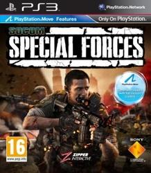 SOCOM Special Forces (Bazar/ PS3 - Move)