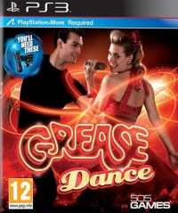 Grease Dance (Bazar/ PS3 - Move)
