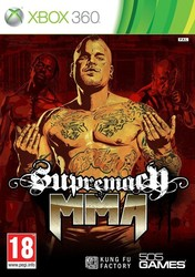 Supremacy MMA (Bazar/ Xbox 360)