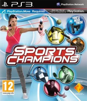 Sports Champions (PS3 - Move)