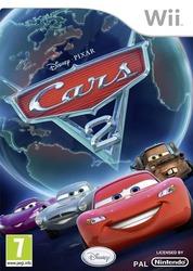 Cars 2 (Bazar/ Wii)