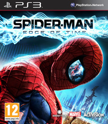 Spider-Man Edge of Time (PS3)