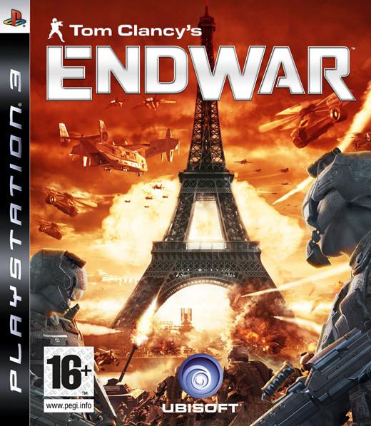 Tom Clancys End War (PS3)
