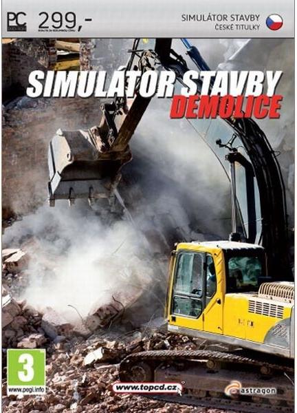 Simulátor stavby: Demolice CZ (PC) - Výprodej
